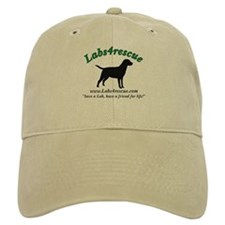 Labs4rescue Baseball Cap