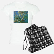 Blossoming Almond Tree by Vincent van Gogh Pajamas