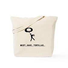 Tortilla Lover Tote Bag