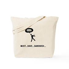 Sandwich Lover Tote Bag