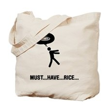 Rice Lover Tote Bag