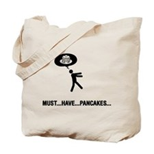 Pancake Lover Tote Bag