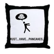 Pancake Lover Throw Pillow