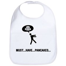 Pancake Lover Bib
