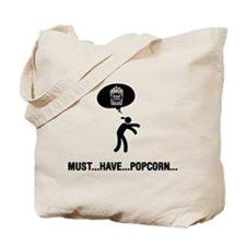 Popcorn Lover Tote Bag