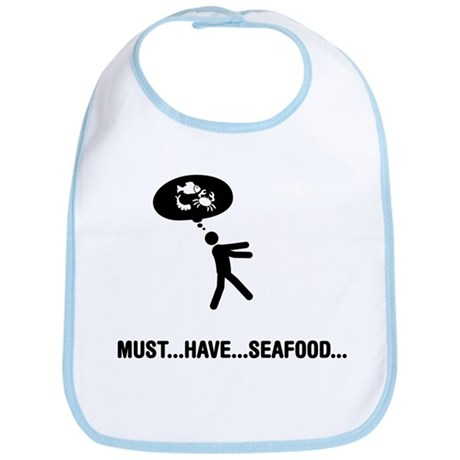 Seafood Lover Bib