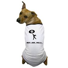 Paella Lover Dog T-Shirt