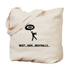 Meatball Lover Tote Bag