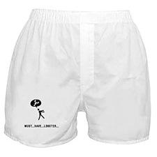 Lobster Lover Boxer Shorts