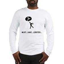 Lobster Lover Long Sleeve T-Shirt