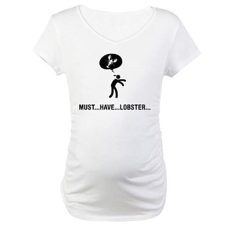 Lobster Lover Maternity T-Shirt