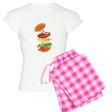 Cheeseburger - Deconstructed Pajamas