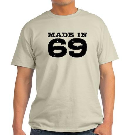 Made In 69 Light T-Shirt
