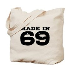 Made In 69 Tote Bag