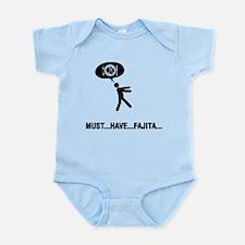 Fajita Lover Infant Bodysuit