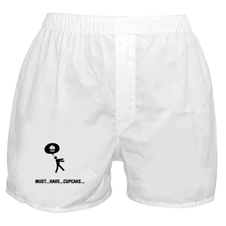 Cupcake Lover Boxer Shorts