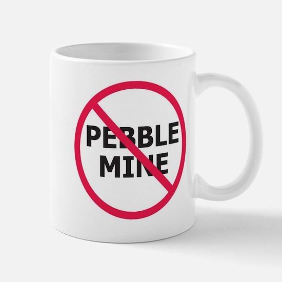 NoPebbleMine Mug