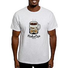 Funny Robo Cup T-Shirt