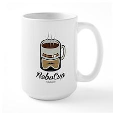 Funny Robo Cup Mug