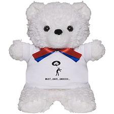 Gnocchi Lover Teddy Bear