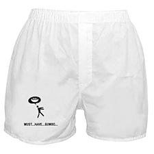 Gumbo Lover Boxer Shorts