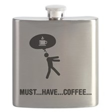 Coffee Lover Flask