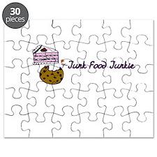 Junk Food Junkie Puzzle