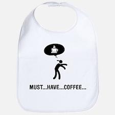 Coffee Lover Bib