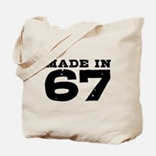 Made In 67 Tote Bag