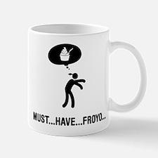 Frozen Yogurt Lover Mug