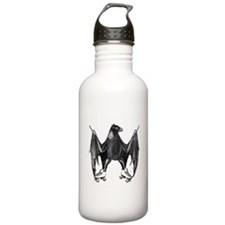 Derby Bat Black Water Bottle