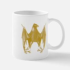Derby Bat Ocher Mug