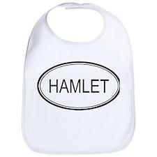 Hamlet Oval Design Bib