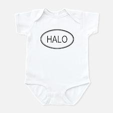 Halo Oval Design Infant Bodysuit