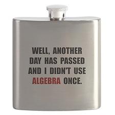 Algebra Once Flask