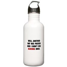Algebra Once Water Bottle