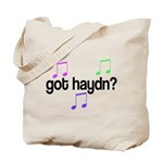 Got Haydn Music Tote Bag