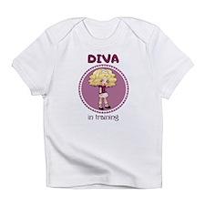 DIVA in training Infant T-Shirt