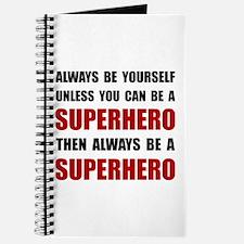 Be Superhero Journal