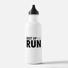 Shut up & Run Water Bottle