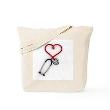 Nurses Have Heart Tote Bag