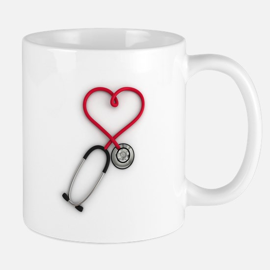 Nurses Have Heart Mug