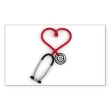 Nurses Have Heart Decal