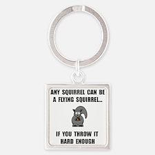 Flying Squirrel Keychains