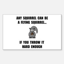 Flying Squirrel Decal