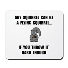 Flying Squirrel Mousepad