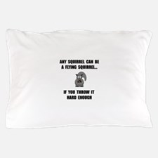Flying Squirrel Pillow Case