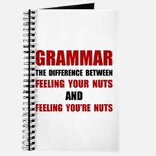 Grammar Nuts Journal