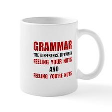 Grammar Nuts Mug