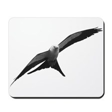 Swallow-Tailed Kite Mousepad